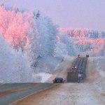 Сибирь. Невероятная красота! (фото)