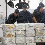У побережья Великобритании задержали судно с тонной кокаина на борту