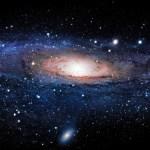 Hubble нашел галактики-«зародыши», прибывшие из космической пустыни