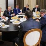 """Путин:""""Аграрный сектор демонстрирует очень хорошие результаты"""""""