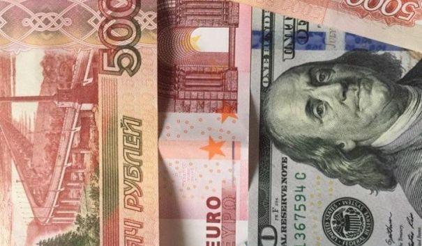 Рубль стабилен к евро