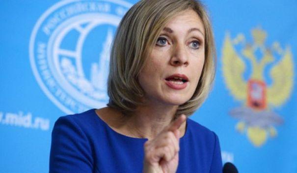 """Захарова прокомментировала сообщение Макфола в Twitter написавшего, что Путин """"молодец"""""""