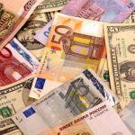Курсы доллара и евро на среду