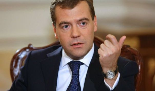 """Медведев о задержании Улюкаева: """"Это за гранью моего понимания"""""""