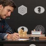 Шахматист Сергей Карякин доволен своей игрой