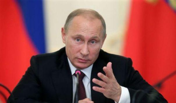 Путин: Киеву стоит подумать над тем, чтобы украинских военнослужащих не считали оккупантами в Донбассе
