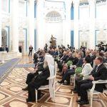 Масляков и Ливанов получили госнаграды в Кремле