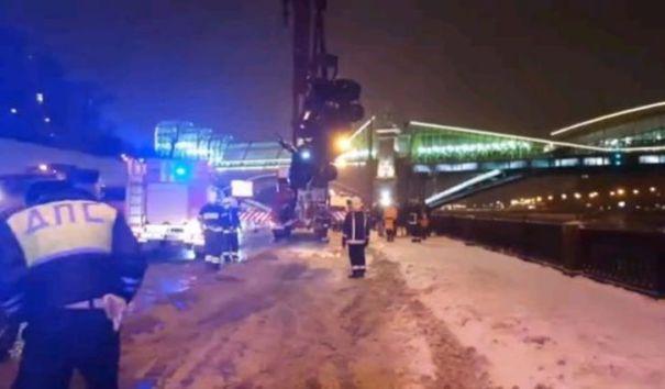 Капитана полиции наградят за спасение водителя из Москва-реки