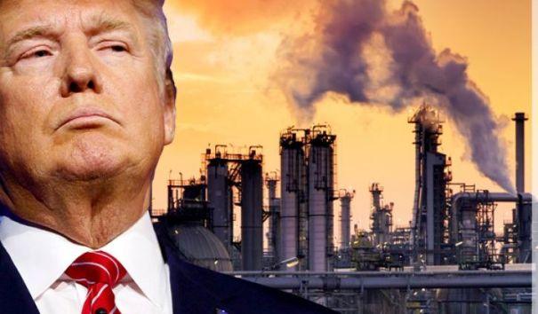 Общество осуждает решение Трампа выйти из Парижского климатического соглашения