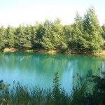 Озеро Голубое. Подмосковье
