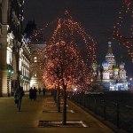 Подсветка деревьев за 6 миллиардов