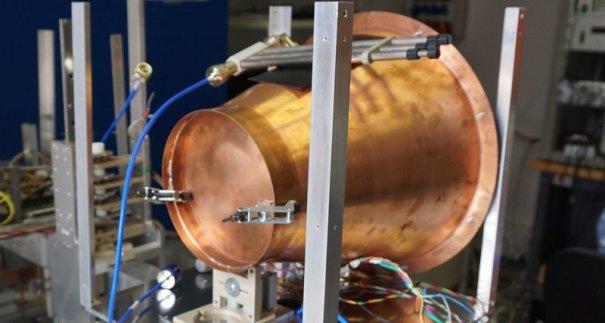 Нарушающий законы физики двигатель проверят в Германии