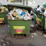 В Челябинской области планируется установить «умные» датчики в мусорных баках