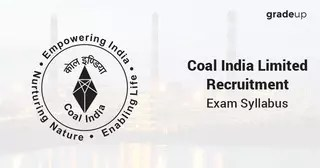 Coal India Limited (CIL) Exam Eligibility Criteria 2017