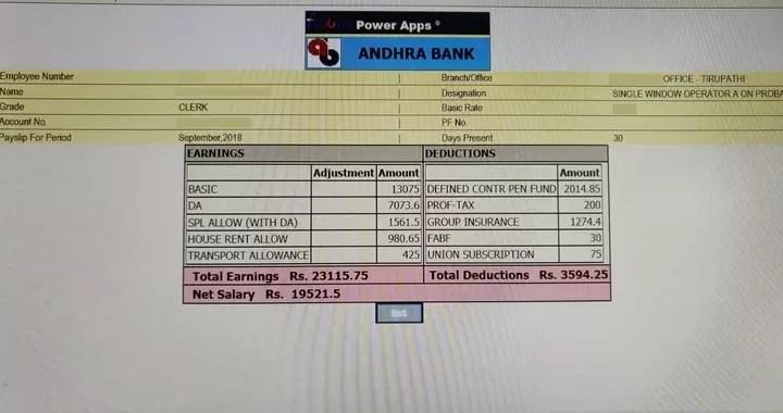 IBPS Clerk Salary in hand Job Profile Career Growth