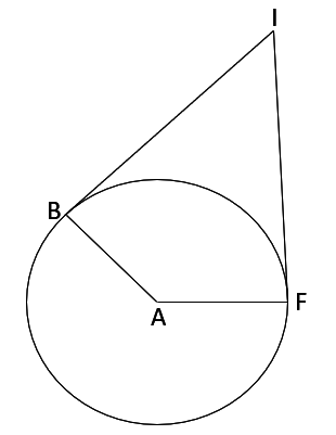 Q18 Prove that the lengths of tangents drawn from an