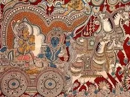 Kalamkari | Indian Painting