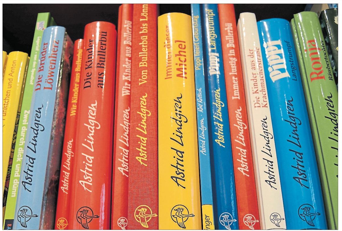 Unserer Schulbücherei