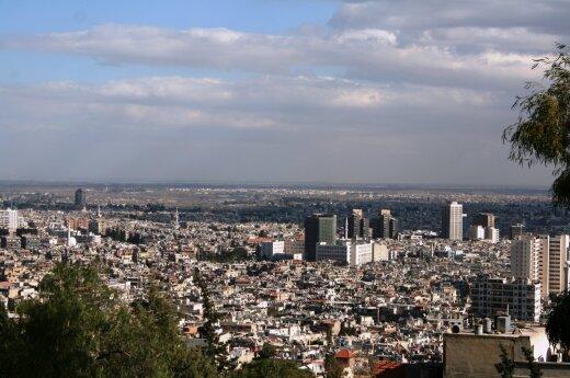 Посольство РФ в Дамаске обстреляно из ракет