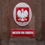 Obywatel wygrał zMSZ ws. dostępu donot dyplomatyczny wymienianych zUSA