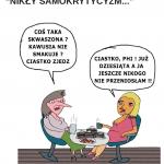 """""""Nikły samokrytycyzm…"""""""