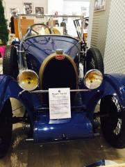 Bugatti type 40 - 1929 - Pilote : Odette Siko et Marguerite Mareuse.