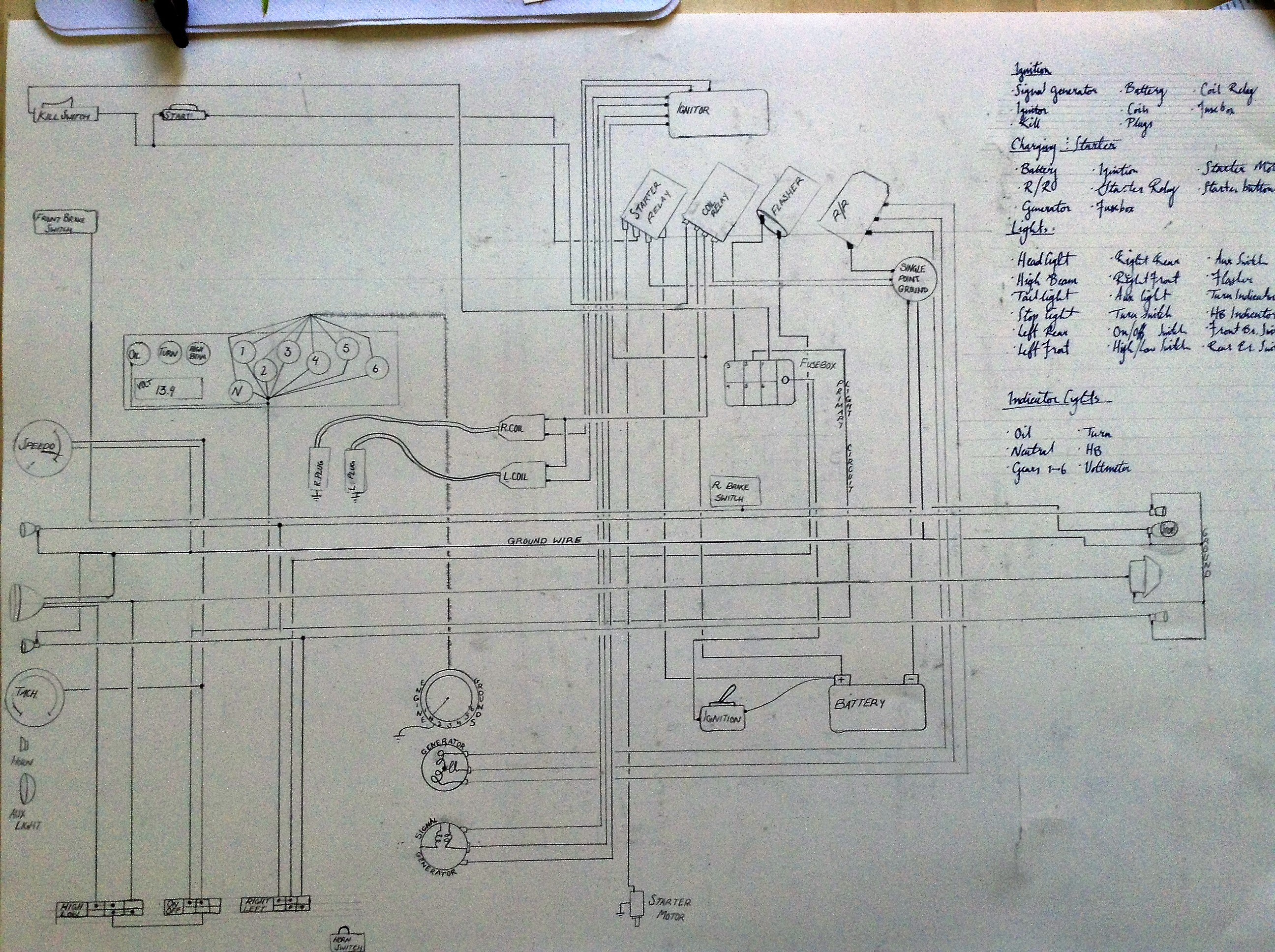 hight resolution of gs450 wiring diagram u2013 gs450liebelow is a tutorial on building a wiring harness for your