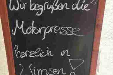 Wimsener-Höhle-Begrüßung