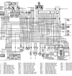 gs1100 wiring diagram [ 2080 x 1472 Pixel ]