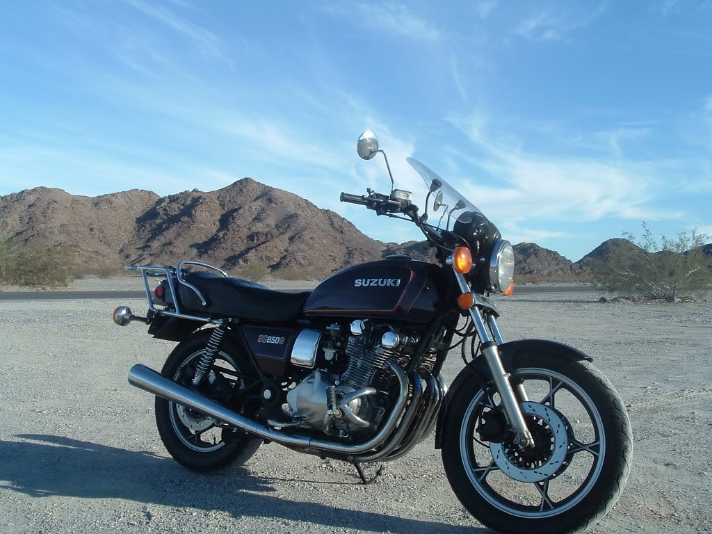 hight resolution of jessie in the desert near death valley bikecliff s website jessie in the desert near death valley suzuki gs450 bobber wiring diagram