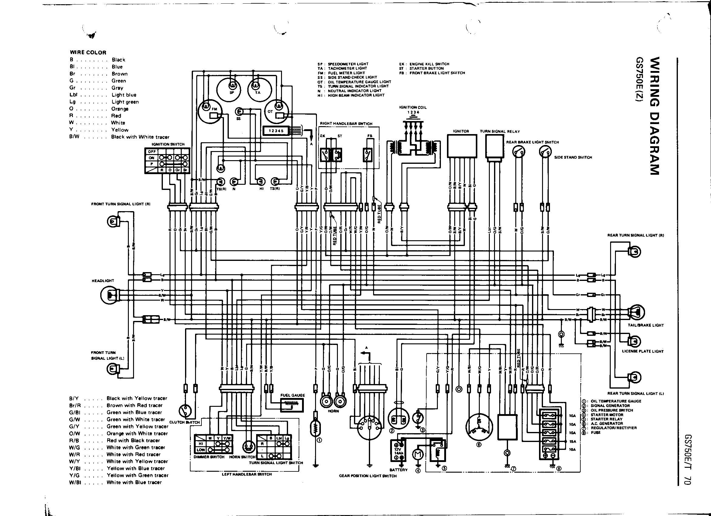 82 suzuki gs850g wiring diagram