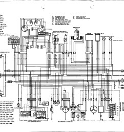 gs750 16 valve color wiring diagram [ 2340 x 1701 Pixel ]