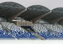 На стадионе «Авангард» установлены новые кресла