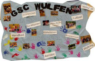 GSC Wulfen Banner