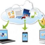 Kopie zapasowe danych umieszczone w chmurze