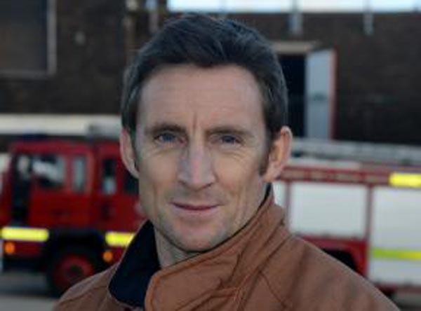 Simon Herbert, Chairman of East Sussex Fire Brigade Union