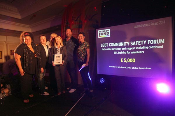 LGBT Community Safety Forum