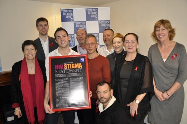 HIV Stigma Statment