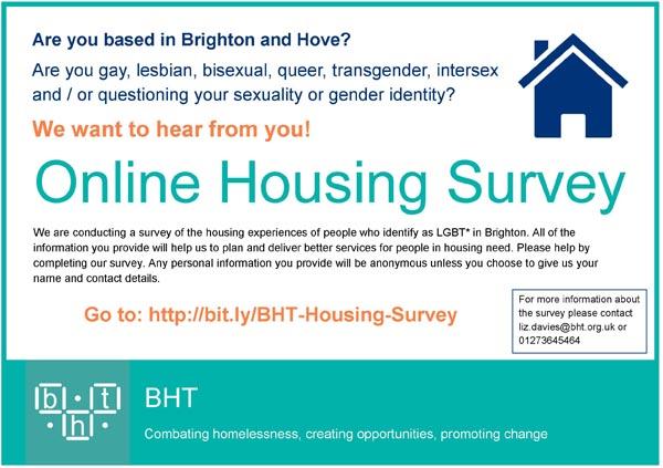 Brighton Housing Survey