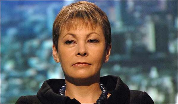 Caroline Lucas MP: Brighton Pavilion