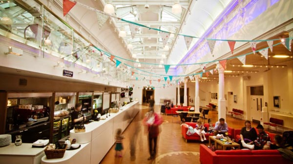 Brighton Dome Café Bar