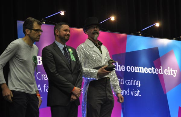 Greens hold Brunwick & Adelaide by 65 votes from Labour challenge