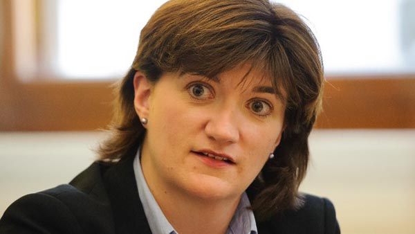 Nicky Morgan MP says no to compulsory sex education in schools