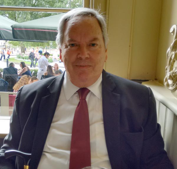 Peter Grove 1942 - 2016