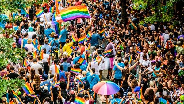 International gay lesbian travel