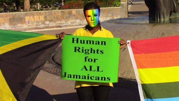 Montego Bay Pride: Photo Maurice Tomlinson
