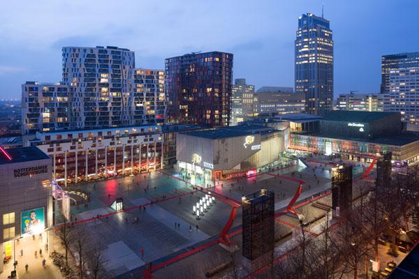 Rotterdam City Centre