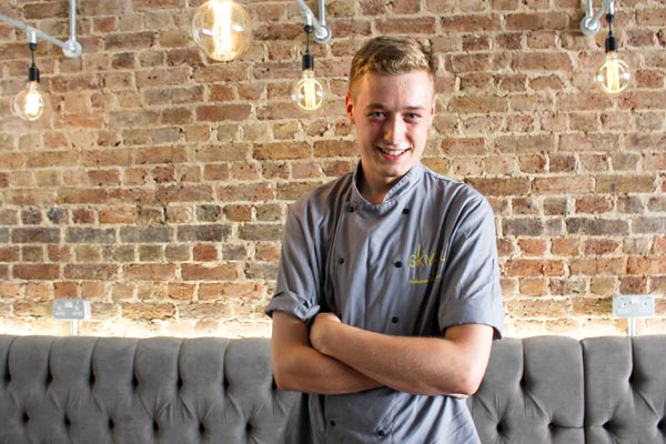 Chef Nathan Pfefferle