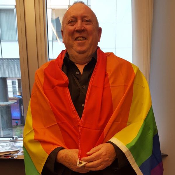 Keith Taylor MEP
