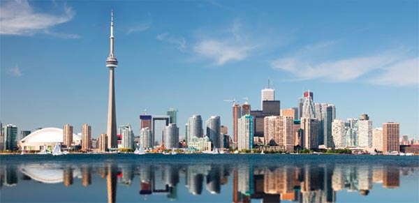 Toronto Convention, from May 9-12, 2018
